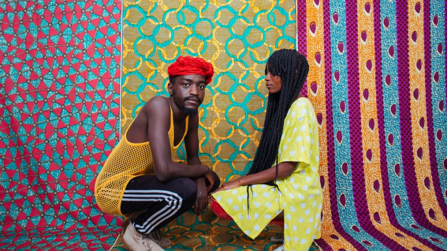 """""""Fashion Cities Africa"""" is the first major exhibition in the United Kingdom to celebrate and examine the growing contemporary fashion scene on the continent."""
