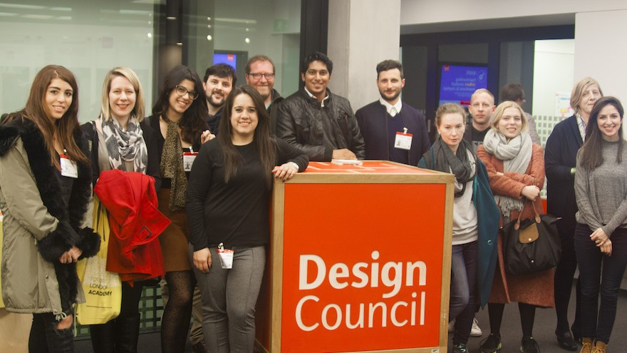 Future London Academy: Images from the recent Design Thinking and Innovation course