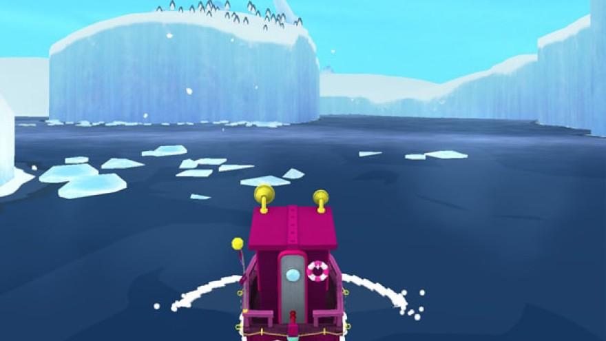 Sea Hero Quest game