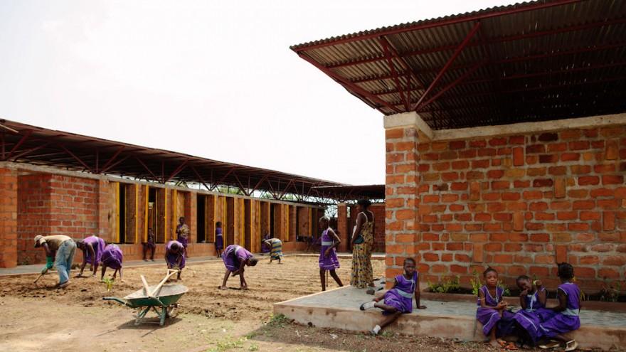 Swawou School for Girls by Orkidstudio