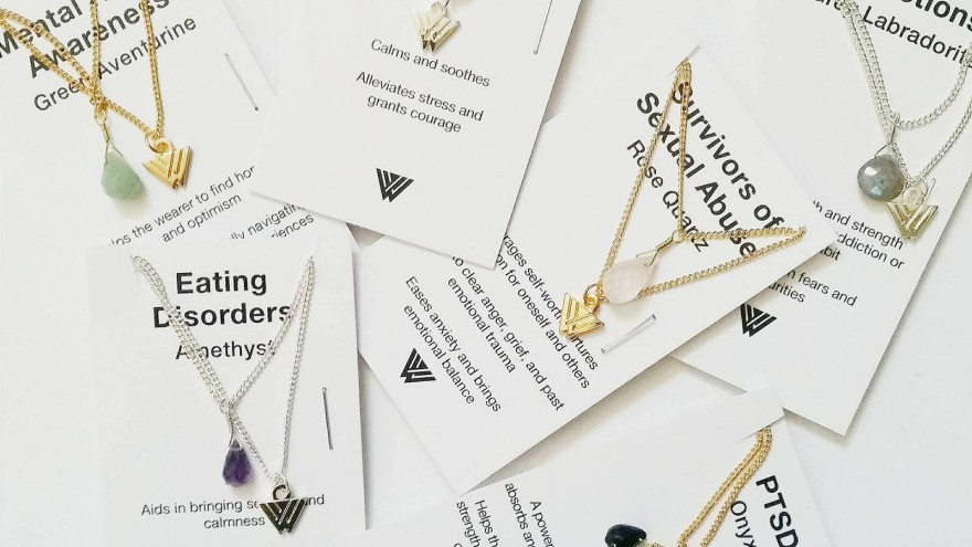 Wear Your Label jewellery design