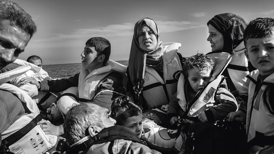 Lesbos, Greece, November 2015