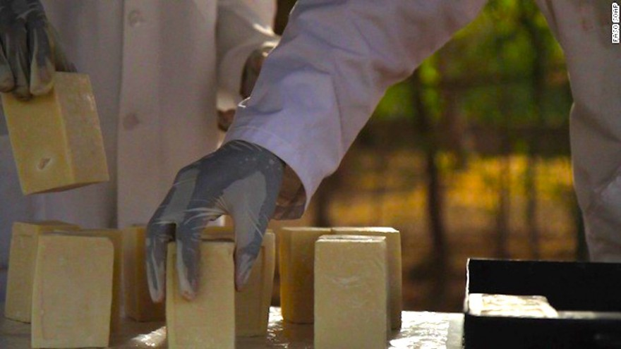 Faso Soap, a cheap soap to combat Malaria in the developing world