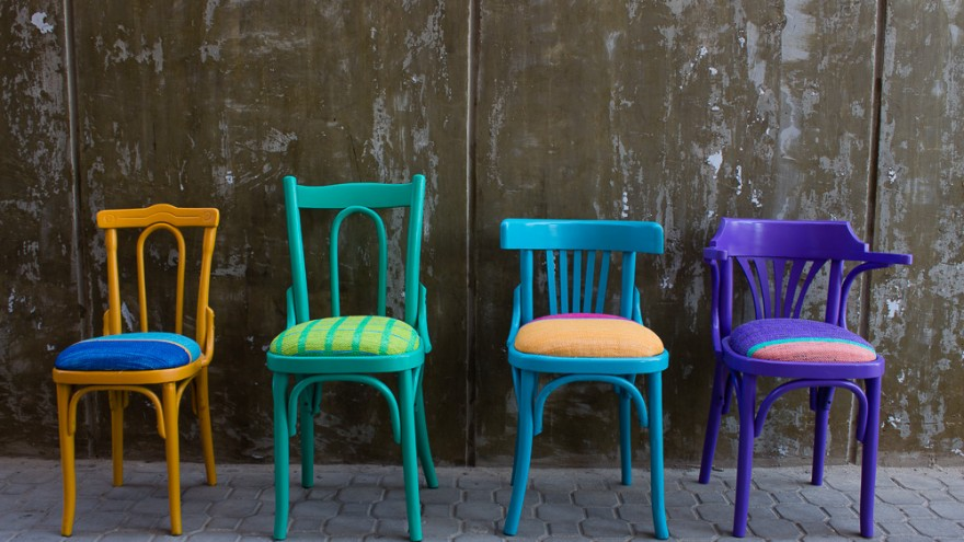 Reform Studio: From trash to furniture in Cairo