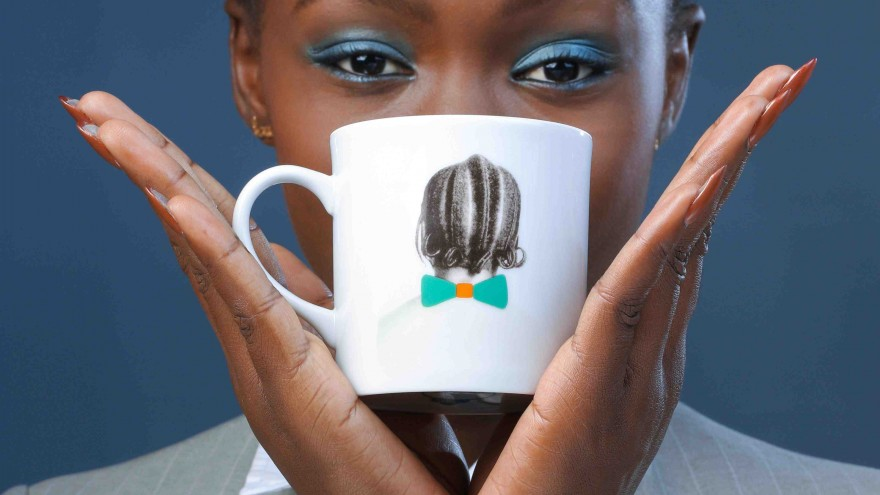 Senegalese ceramicist Fatimata Ly creates contemporary products with a strong sense of African heritage. Image: Layepro