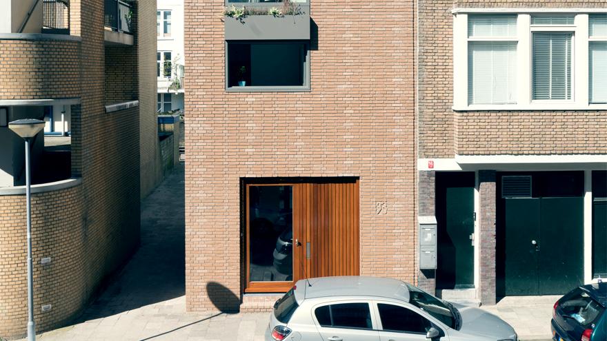 StoneCycling's Rotterdam house