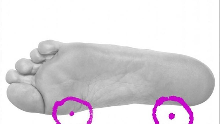 Feet like cars, by Marina Willer