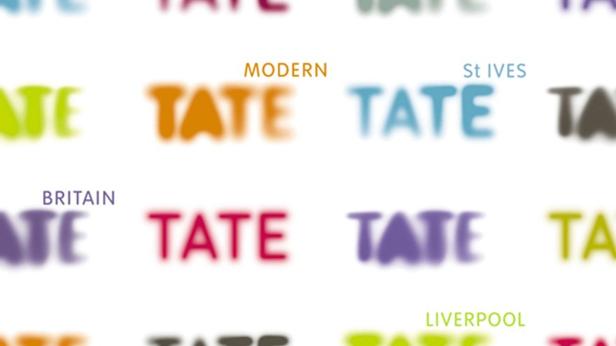 Tate. Work by Marina Willer