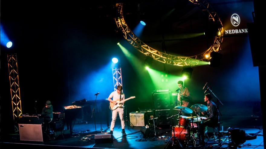 Music performance at Design Indaba Festival 2016