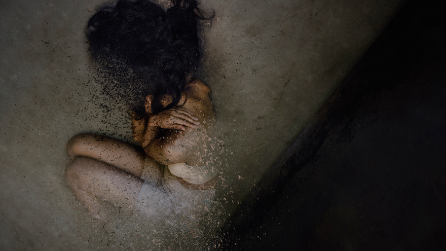 The Dark Room by Victoria Krundysheva