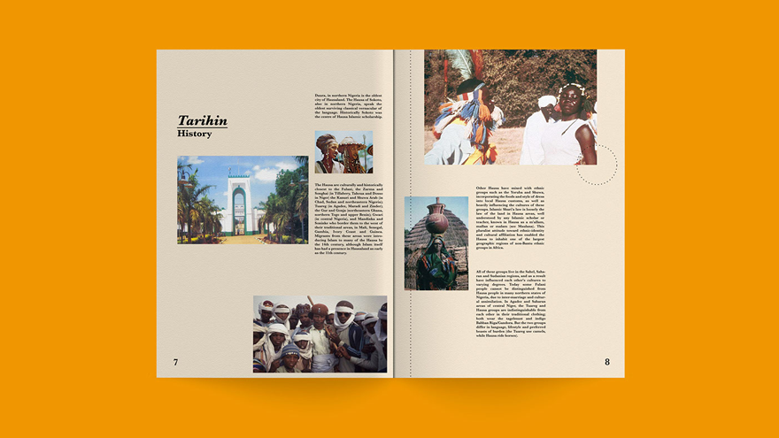 Hausa people book chapter