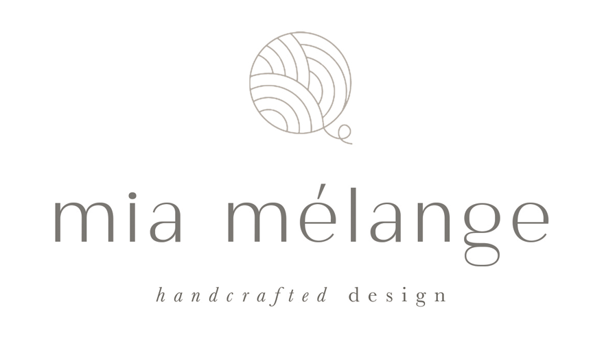 Mia Melange new logo