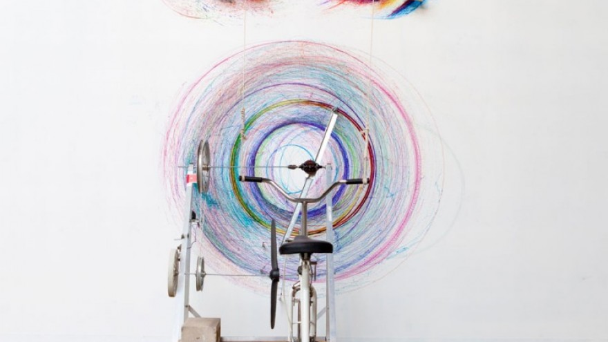 Drawing Machine by Joseph L Griffiths.