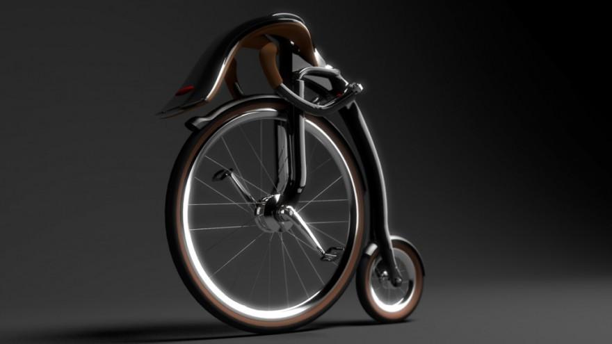 Oneybike by Peter Vagra.