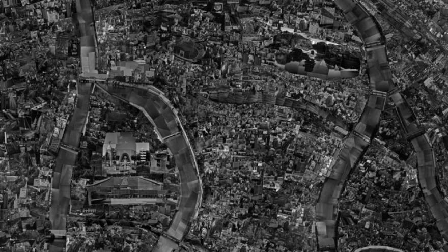 The Diorama Map Series by Sohei Nishino: Hiroshima.