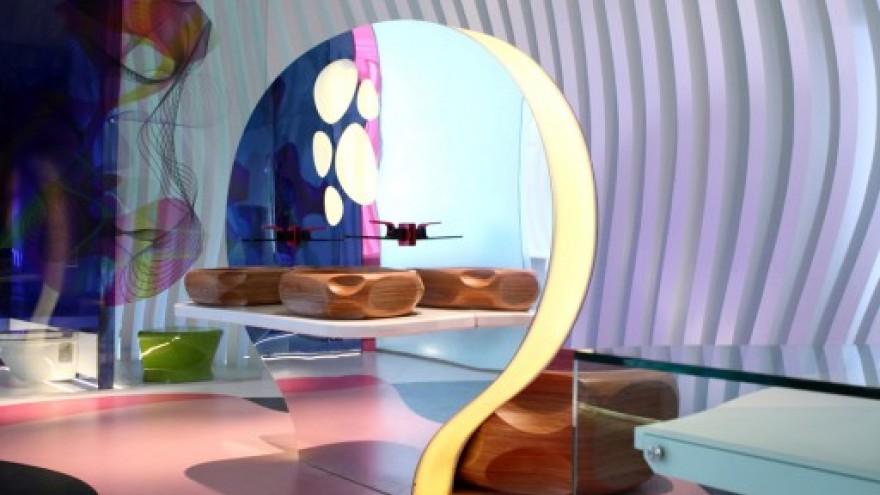 Komb House by Karim Rashid.