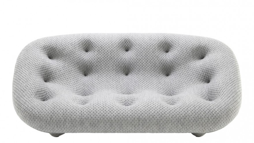 Ploum Settee by the Bouroullec Brothers.