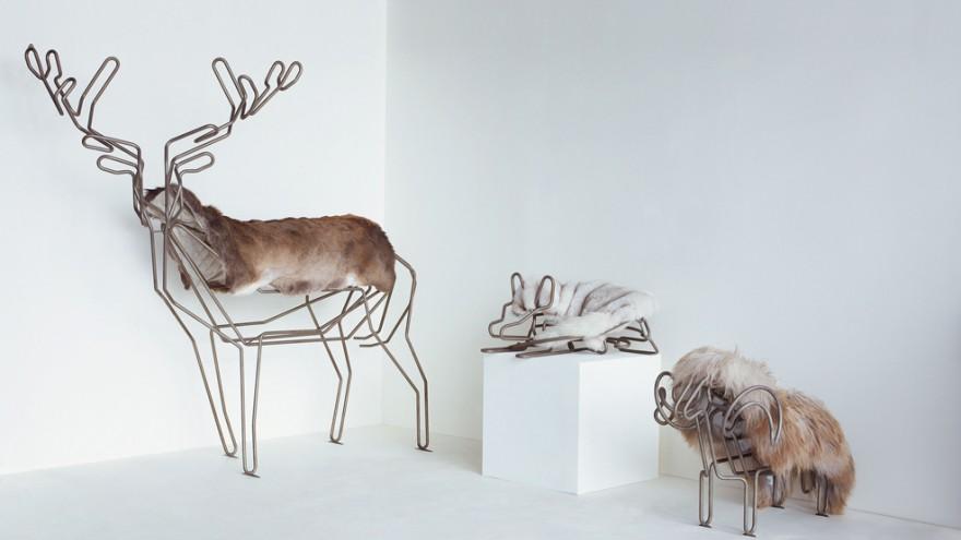 Guus van Leeuwen: Domestic Animals.