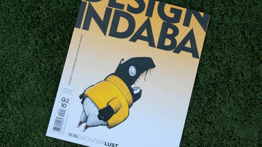 Design Indaba magazine: Wonderlust (SNL)
