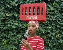 Tony Gum: Black Coca Cola, Crates