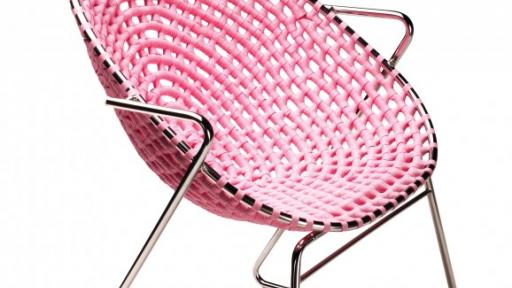 Zulu Mama Chair by Haldane Martin