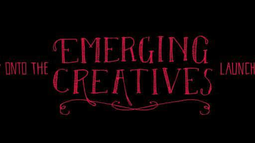 2014 Emerging Creatives.