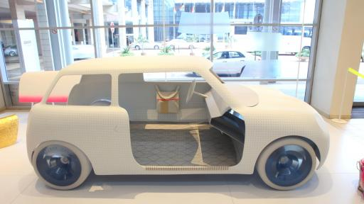 Colour One for MINI by Scholten & Baijings