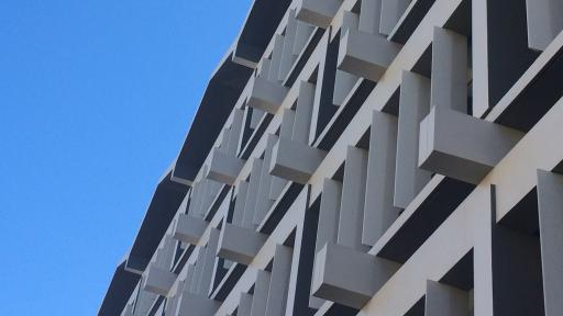 Rex Trueform building in Salt River, Cape Town.