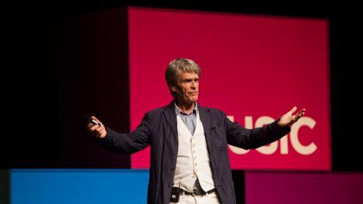 Sir John Hegarty at Design Indaba Conference 2013