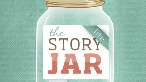Story in a jar