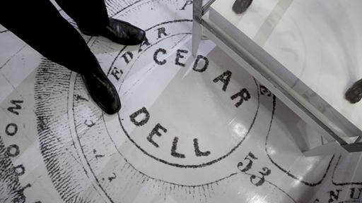 Abbot Miller. Pentagram. A Beautiful Way to Go.
