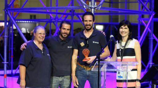 2014 Innovation Award winners Shonaquip, along with Mariëtte du Plessis of Adams & Adams.