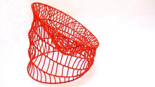 MO armchair by Diallo Design Studio.