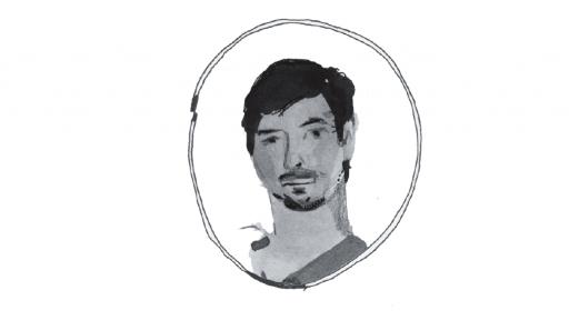 Portrait of Joost Alferink. Image: Katrin Coetzer.