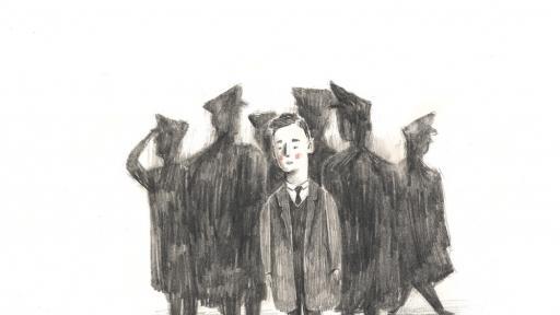 Maria Lebedeva illustration.