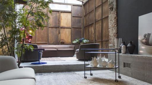Orla armchair by Jasper Morrison for Cappellini.