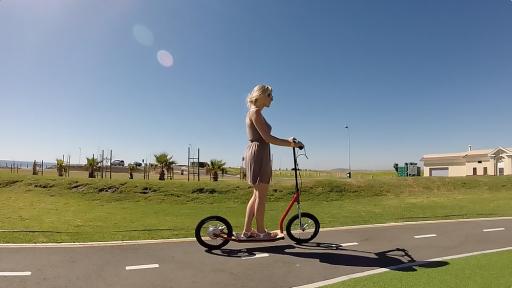 The Watt Scooter