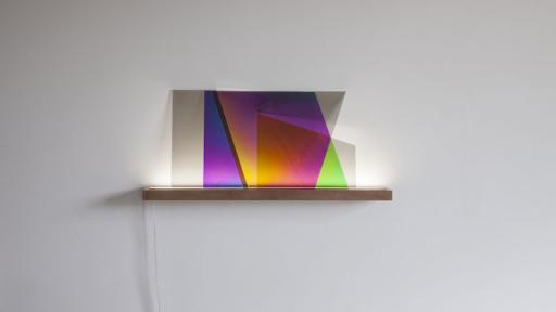 Dutch designers Thomas Vailly and Laura Lynn Jansen harness natural crystals to create lighting feature.