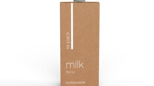 Re-Pack Milk