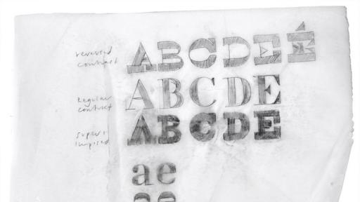 In this article on the process of designing Karloff typeface, Peter Bil'ak shows just how closely related beauty and ugliness are