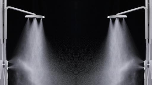 Nebia shower head