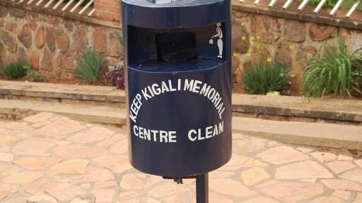 Kigali Africa's cleanest city