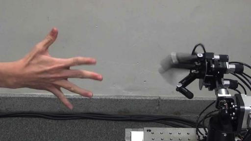 Students at the University of Tokyo have designed Janken, a robot that beats its human competitor at rock-paper-scissors every single time.