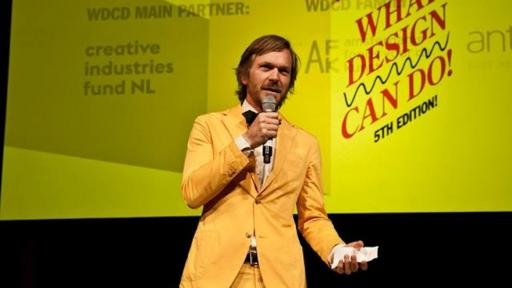 Richard van der Laken is an advocate for the power of design for change