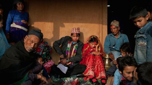 Too Young To Wed captures the plight of child brides
