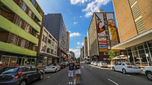 How Far From Home: Johannesburg