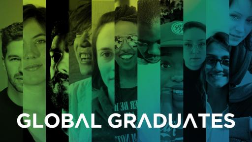 We'd like to introduce you to the talented Global Graduates who'll be presenting their work at the Design Indaba Conference 2016