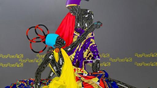 Image: http://africandigitalart.com/2016/03/circuit-board-paitings-by-congolese-artist-eddy-kamuanga-ilunga/