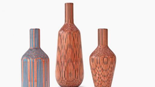 Amalgamated Vases