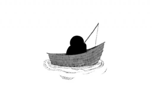 Fisherman grim